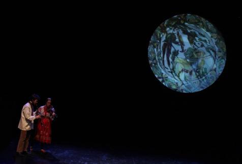 La Mama Theatre, New York, 2013